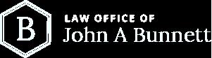 Law Office of John A Bunnett