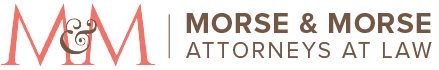 Morse & Morse Law, Attorneys at Law