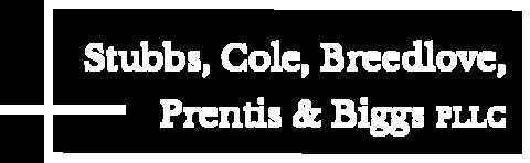 Stubbs, Cole, Breedlove, Prentis & Biggs, PLLC