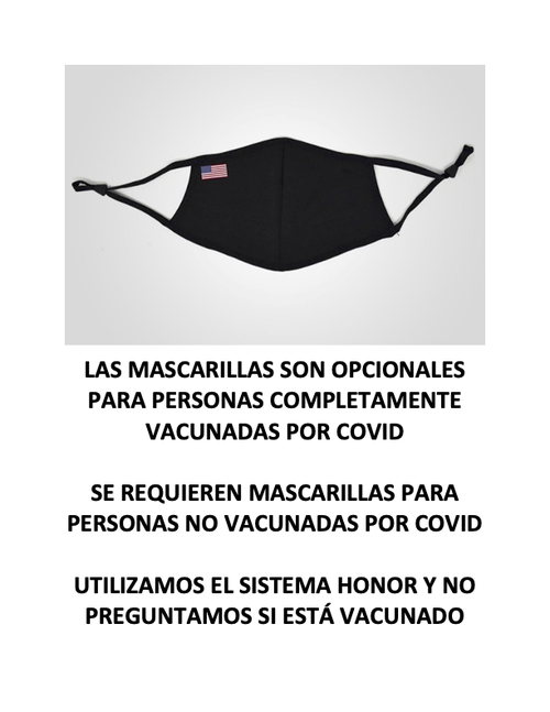 MASKS ARE OPTIONAL FOR PERSONS FULLY VACCINATED FOR COVID SPANISH.png
