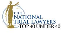 Top 40 under 40 Logo