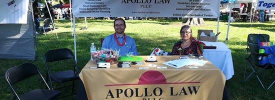Apollo Law Capital Pride Table