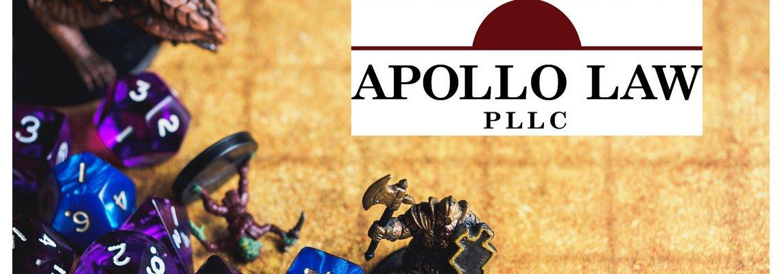 Apollo Law PLLC Sign
