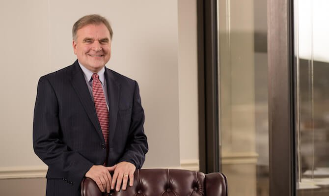 Attorney Mark A. Atkinson Portrait