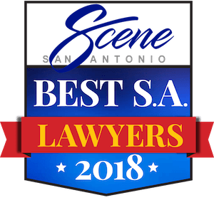 """Best S.A lawyers 2018"" Badge"
