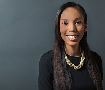 Attorney Megan A. Datrice Smiling