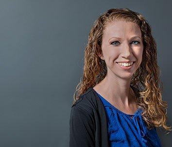 Attorney Melissa C. Albrent Smiling