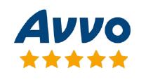 Avvo 5 Star badge