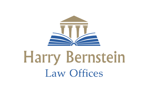 Harry Bernstein Law Office Header Logo