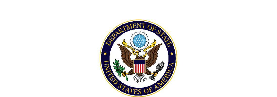 United States Department of State Badge