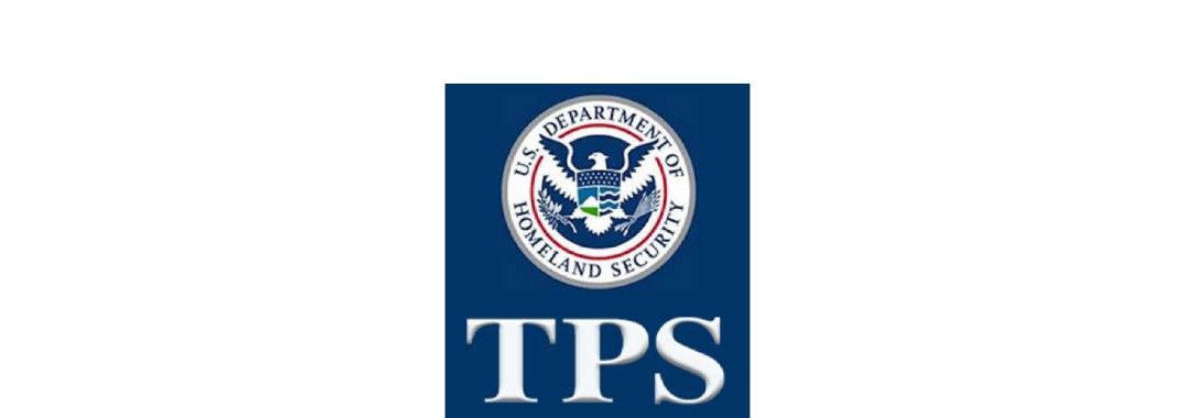 Temporary Protected Status badge