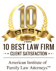 10 BEST Family Law Attorneys - 2019-2020