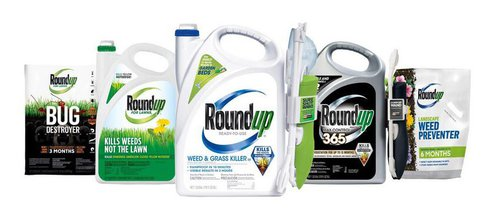 Roundup products side by side