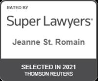 Super Lawyers Jeanne St. Romian