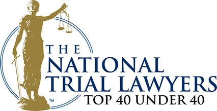 The National Trial Lawyers Top 100 Award