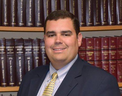 Attorney Benjamin Comeaux