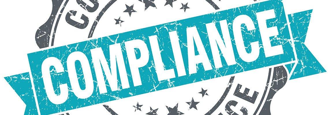 Compliance badge