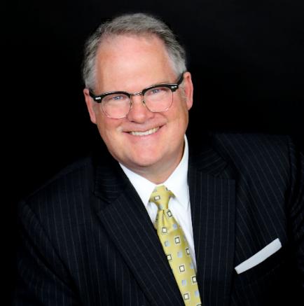 Attorney Tim Cordes smiling