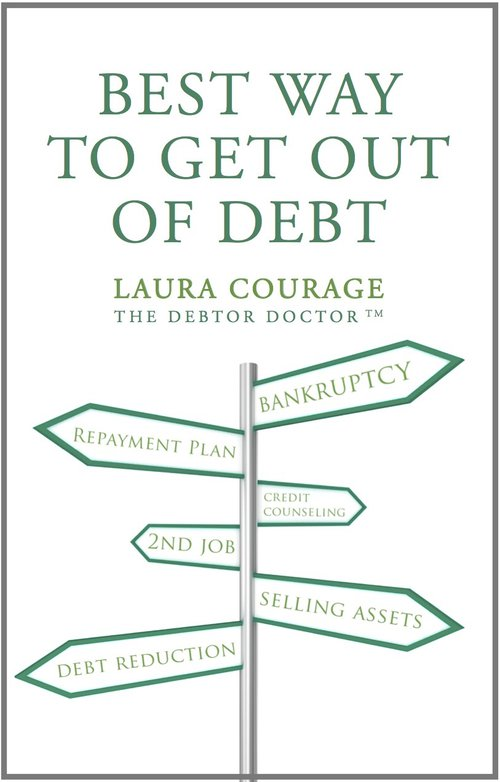 Best Way to Get Out of Debt book cover