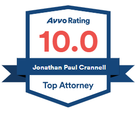 Avvo Rating 10.0 Badge
