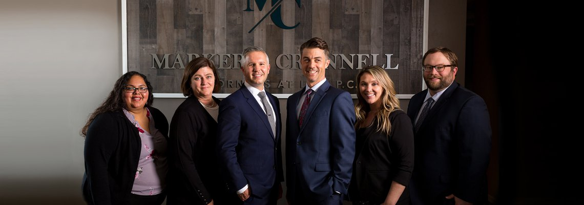 Team Photo of Marker & Crannell Attorneys at Law