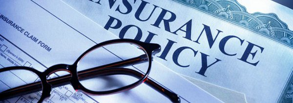 Insurance Policy Forms Under Glasses