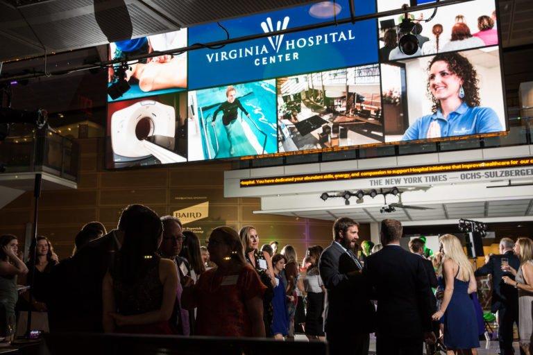 Virginia Hospital Center Gala