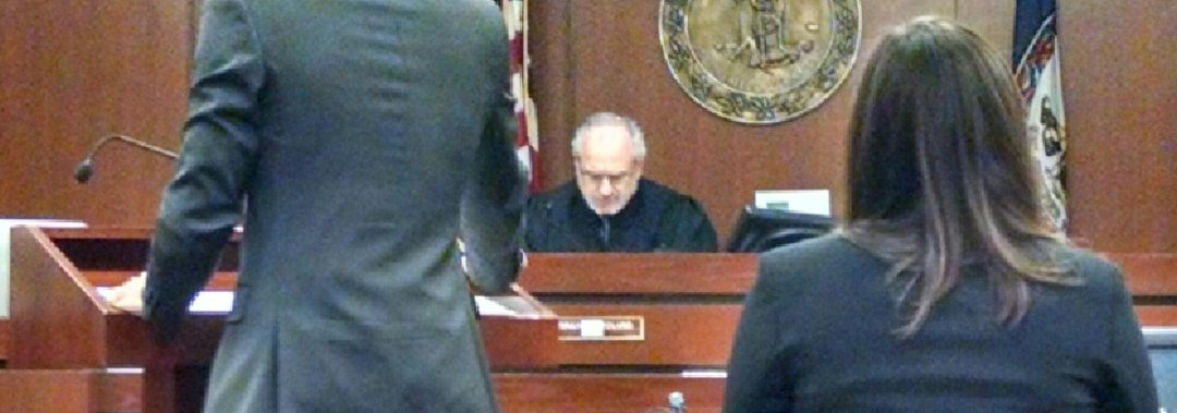 John L. Costello National Criminal Law Trial Advocacy Competition Courtroom