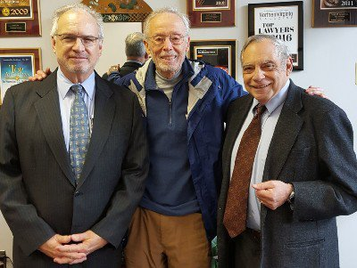 David, Mark, and John