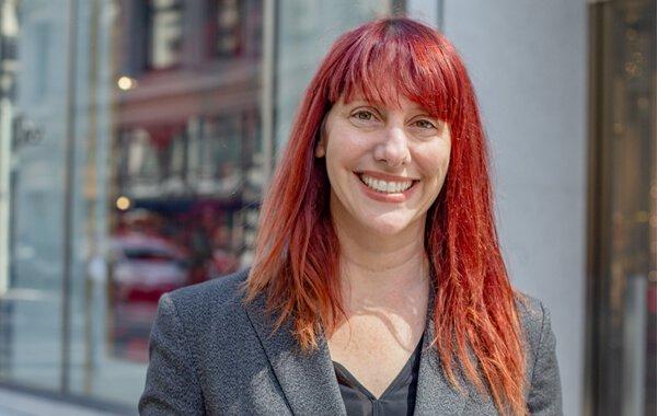 Headshot of Denise Mejlszenkier