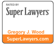 Gregory Wood Super Lawyers Badge