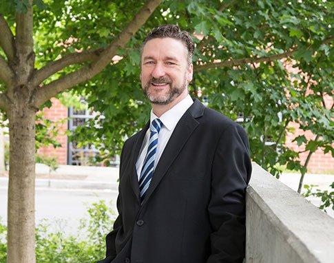 Attorney Daniel J. Smith Headshot