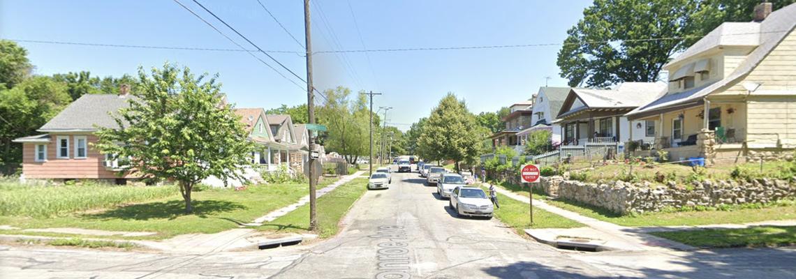 Monroe Ave and Morrell Avenue crash
