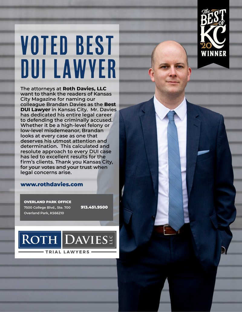 Brandan Davies Best DUI Lawyer