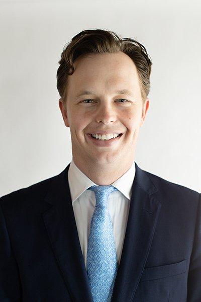 Attorney C. Chase Smith Headshot
