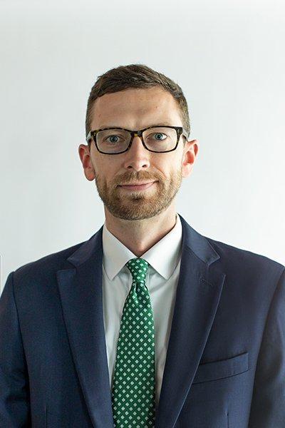 Attorney Marcus Mataga