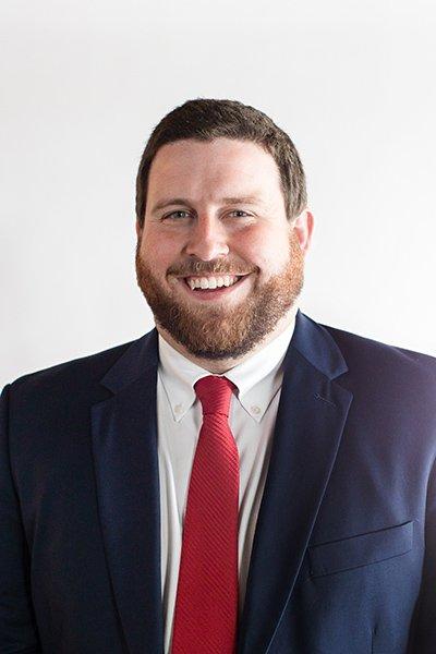 Attorney Travis B. Blake Headshot