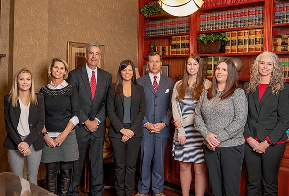 Diehl & Hubbell, LLC team photo