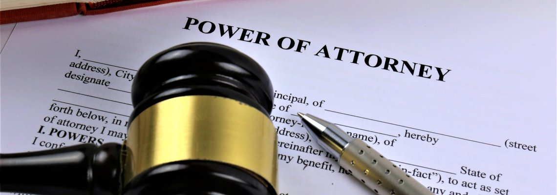 Now More Than Ever You Should Have a Power of Attorney. Here's Why.