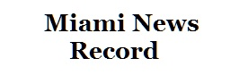 "Caption ""Miami News Record"""