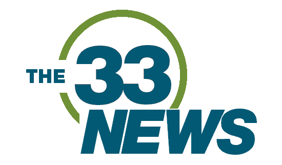 The 33 News Logo