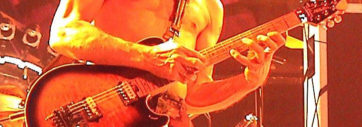 Eddie Van Halen: Running With The Devil
