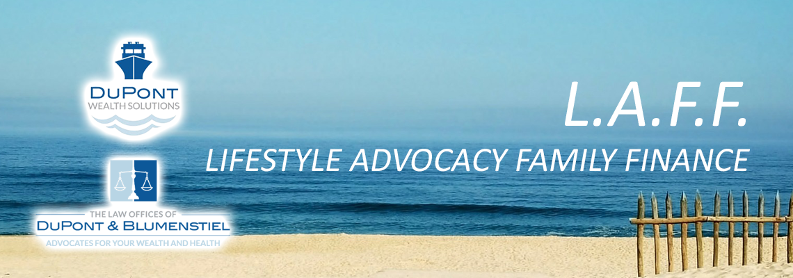 Lifestyle Advocacy Family Finance Logo