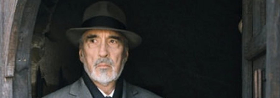Sir Christopher Lee:  Prince of Darkness