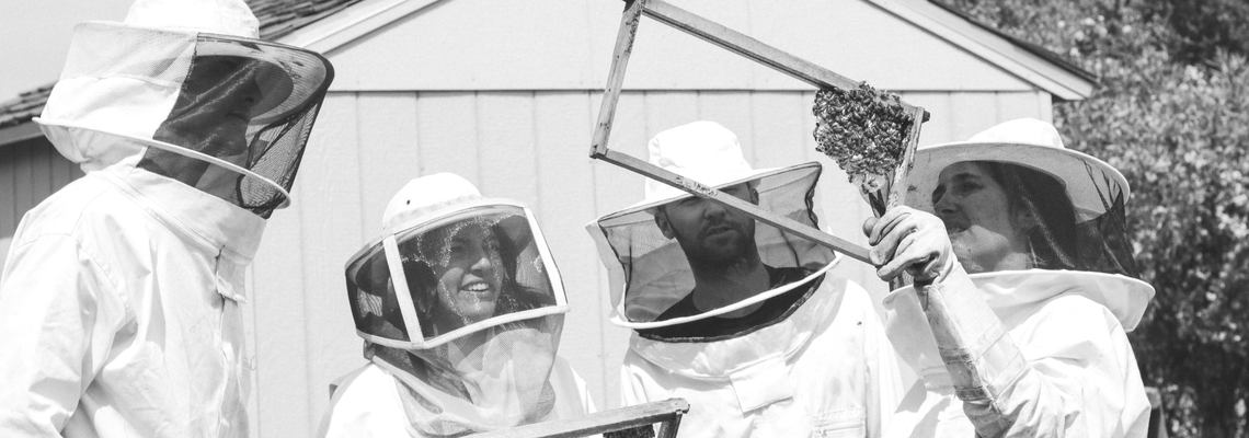 Group of Beekeepers