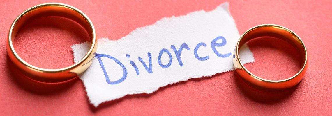 Image Captioned Divorce