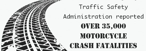 Info Graphic Depicting Motorcycle Crash Fatalities