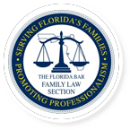 Florida Bar Family Law Section Badge