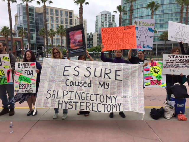 Essure Rally