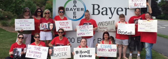 Essure Group Rally